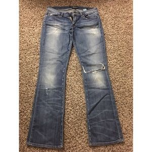 🍀 Lucky Brand boot cut jeans